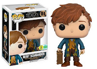 Pop! Movies: Fantastic Beasts - Newt Scamander