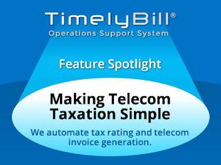 Making Telecom Taxation Simple