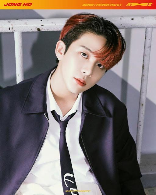 Jongho ATEEZ