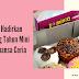 Donat Mini Qila (Dominiq) Hadirkan Donat Ulang Tahun Mini dengan Nuansa Ceria