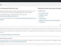 Cara Membuat Postingan di Blog WordPress Gratis
