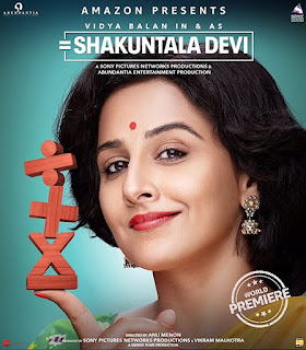 Shakuntala Devi 2020 Download 720p WEBRip