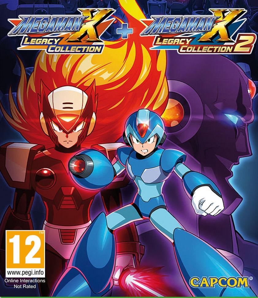 Descargar Mega Man Legacy Collection PC Cover Caratula-www.juegosparawindows.com