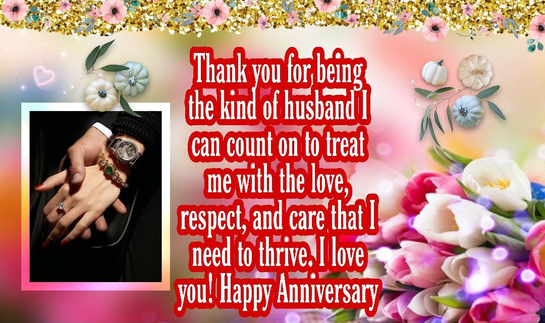 Best Wedding anniversary wishes for husband
