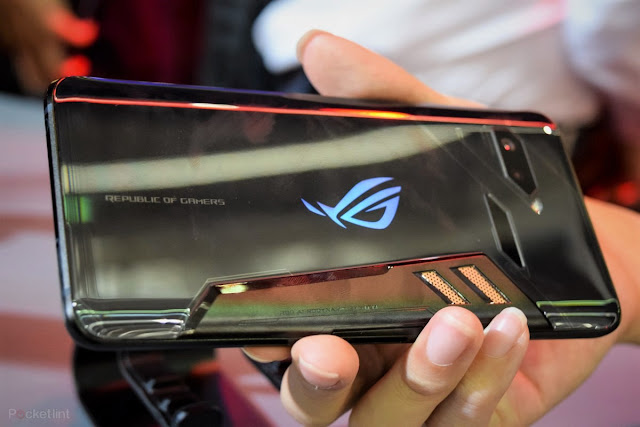 ASUS ROG PHONE 2 launch in 2019
