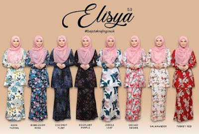 ELISYA PRINTED 5.0