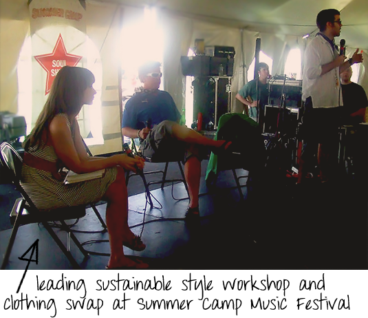sustainable fashion workshop