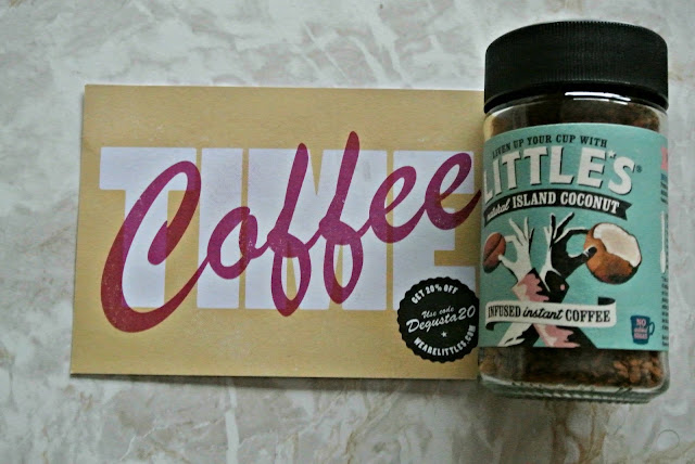 We Are Little's Flavour Infused Coffee Natural Island Coconut Degustabox