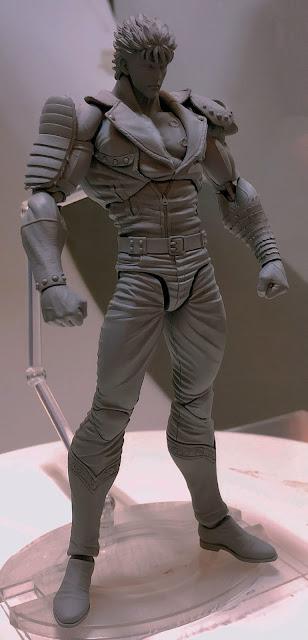 """Figuras: Imágenes del Super Action Statue Kenshiro de """"Hokuto no Ken"""" - Medicos Enternainment"""