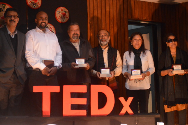 Speaker at TEDx event - IIT Guwahati - Pushing your Limits