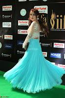 Telugu Actress Angela Krislinzki in transparent top at IIFA Awards 2017 Exclusive 05.JPG
