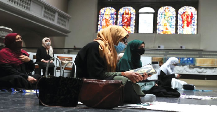 Pastor opens Church for Muslims to pray in Germany