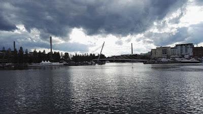 Loppuloma, eli asioita joita söin Tampereella