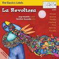 Jorge Montilla presenta el disco La Revoltosa de Samek Music. Música de compositores latinoamericanos. Comunidad de Clariperu
