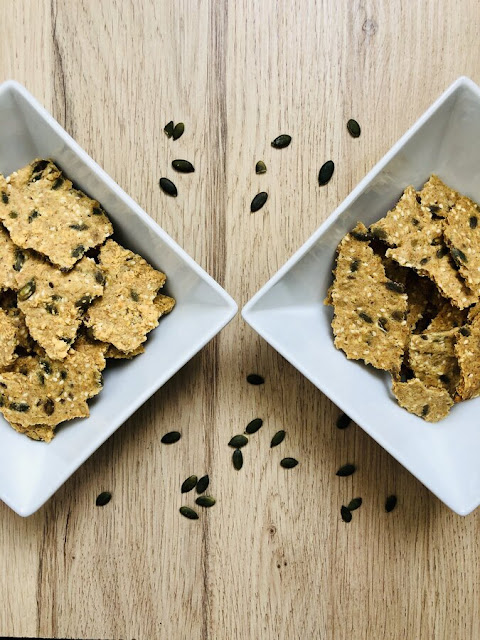 crackers graines courge sésame Ig bas