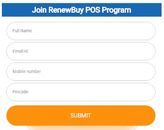 Join Renewbuy POS program