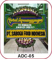 Karangan Bunga Duka Jakarta
