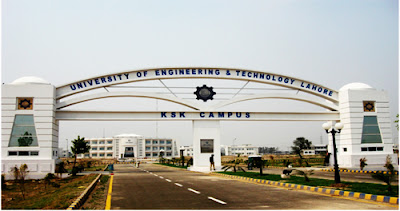 University of Engineering and Technology (UET) Lahore