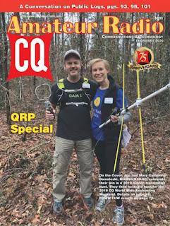 Ham Radio-Two free issues of CQ magazine!