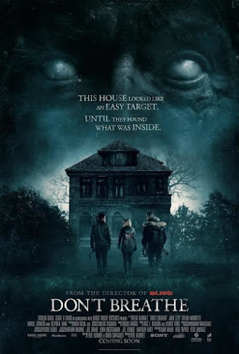 Don't breathe (BRRip 1080p Dual Latino / Ingles) (2016)