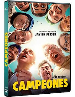 Campeones [2018] [DVD R2] [PAL] [Castellano] [DVD9]