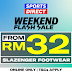 WEEKEND FLASH SALE | SLAZENGER FOOTWEAR | 19 FEBRUARY 2021 - 21 FEBRUARY 2021