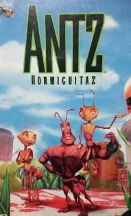 Antz / Hormiguitas (Hormigaz) (1998) Online Español latino hd