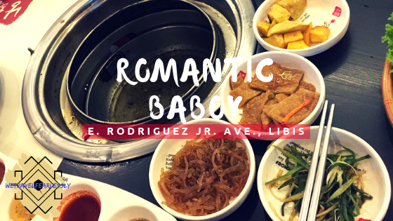 Romantic Baboy in E. Rodriguez Jr. Avenue, Libis - WTF Review
