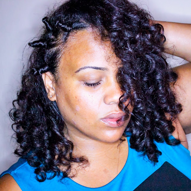 Hairstyle Hack: The No-Fail Flexi Rod Set for Natural Hair