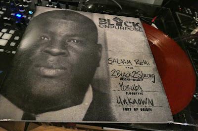 Black on purpose  / Salaam Remi  レコード