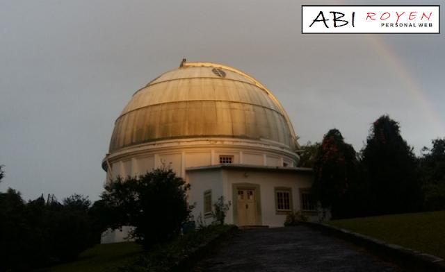 Tempat%2Bwisata%2Bdi%2BLembang%2BBandung%2BObservatorium%2BBosscha 26 Tempat Wisata di Lembang Bandung yang Paling Wajib Dikunjungi