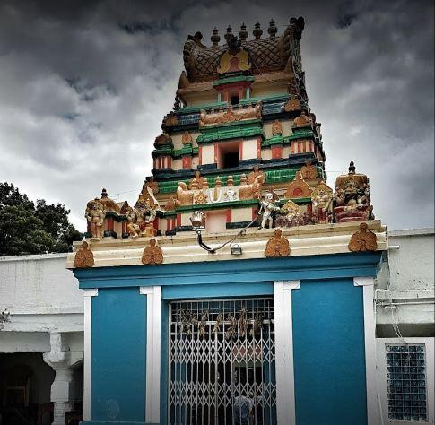 Visa Balaji Temple