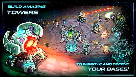 Iron Marines Mod Apk For Android