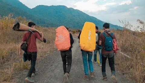 Pendakian Gunung Guntur, Jawa Barat (Bagian 1)