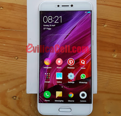 Flash Xiaomi Mi 5C via MiFlash