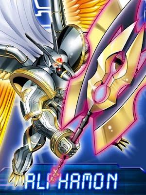 """Figuras: Review de """"Digivolving Spirits 05. Alphamon/Dorumon"""" de Digimon Adventure - Tamashii Nations"""