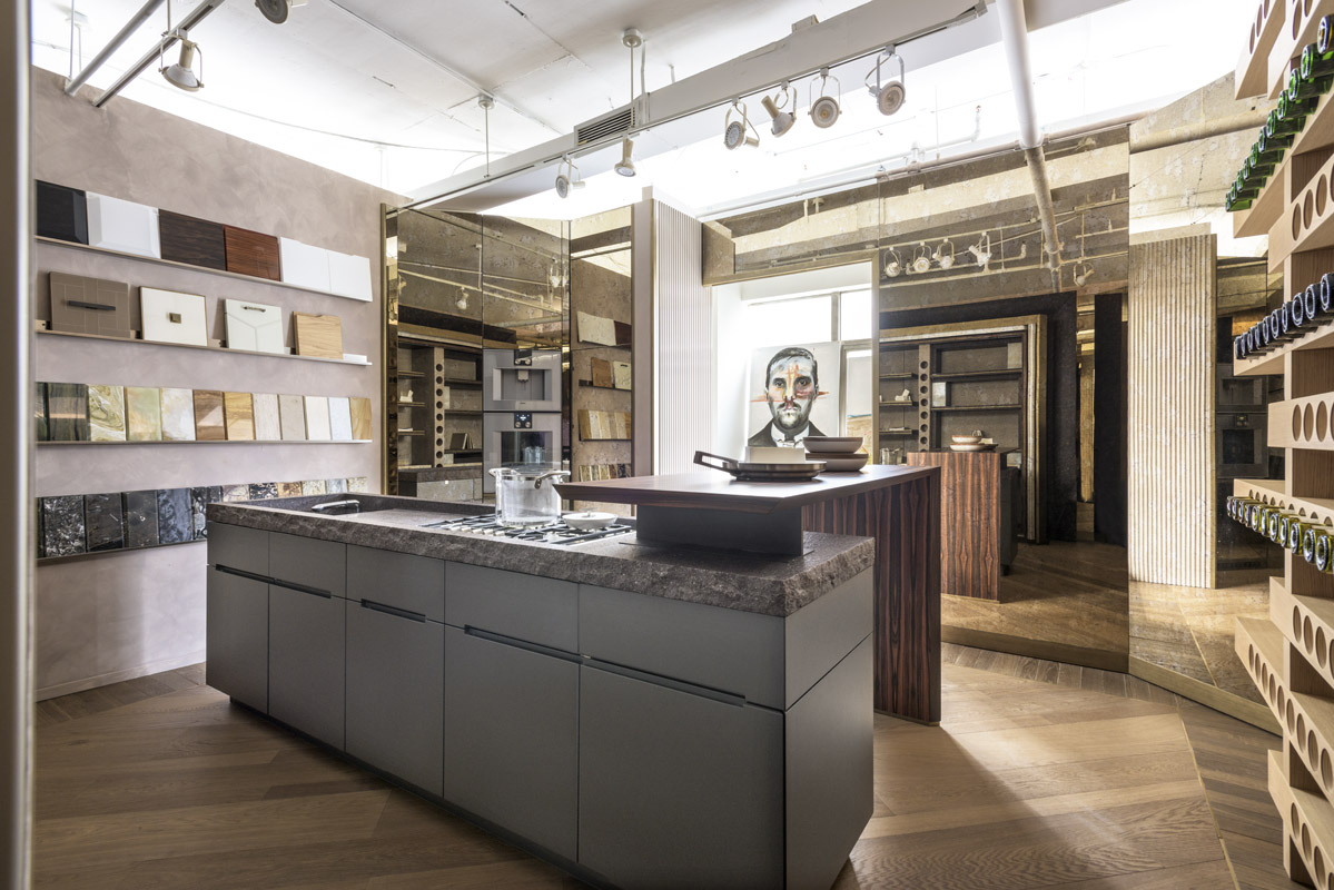 Visiting a modern kitchen showroom will allow you to see and feel exactly what you will be paying for as well as make it easier for you to choose modern