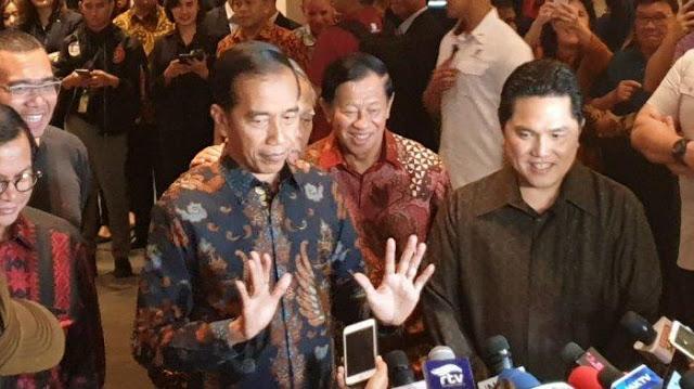 Kaget Tahu Harga Avtur Mahal, Jokowi akan Panggil Dirut Pertamina