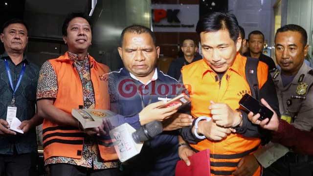 Pengamat: OTT Romi dan Bowo Gerogoti Elektabilitas Jokowi