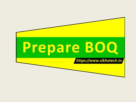 BOQ-Bill-Of-Quantity-E-tender-sikhotech,E tender sikhotech