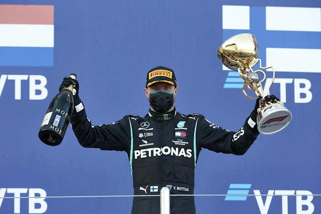 2020 Russian Grand Prix, Sunday - Steve Etherington