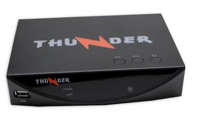 Atualização Modificada para Azbox Thunder e o Bravíssimo Plus