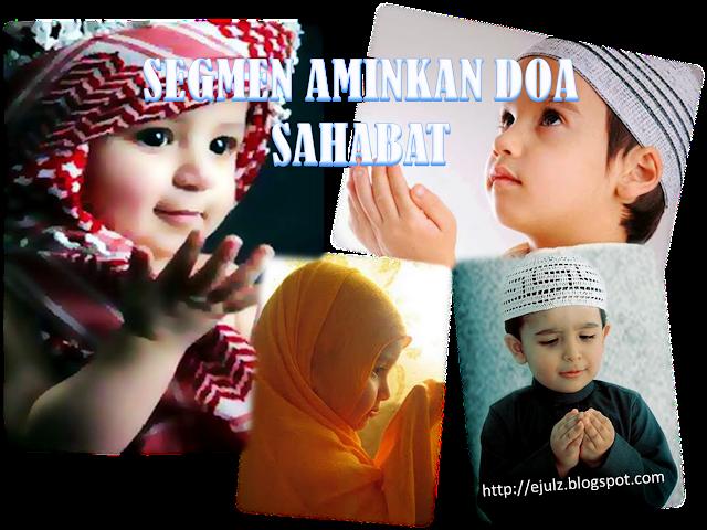 Segmen Aminkan Doa Sahabat