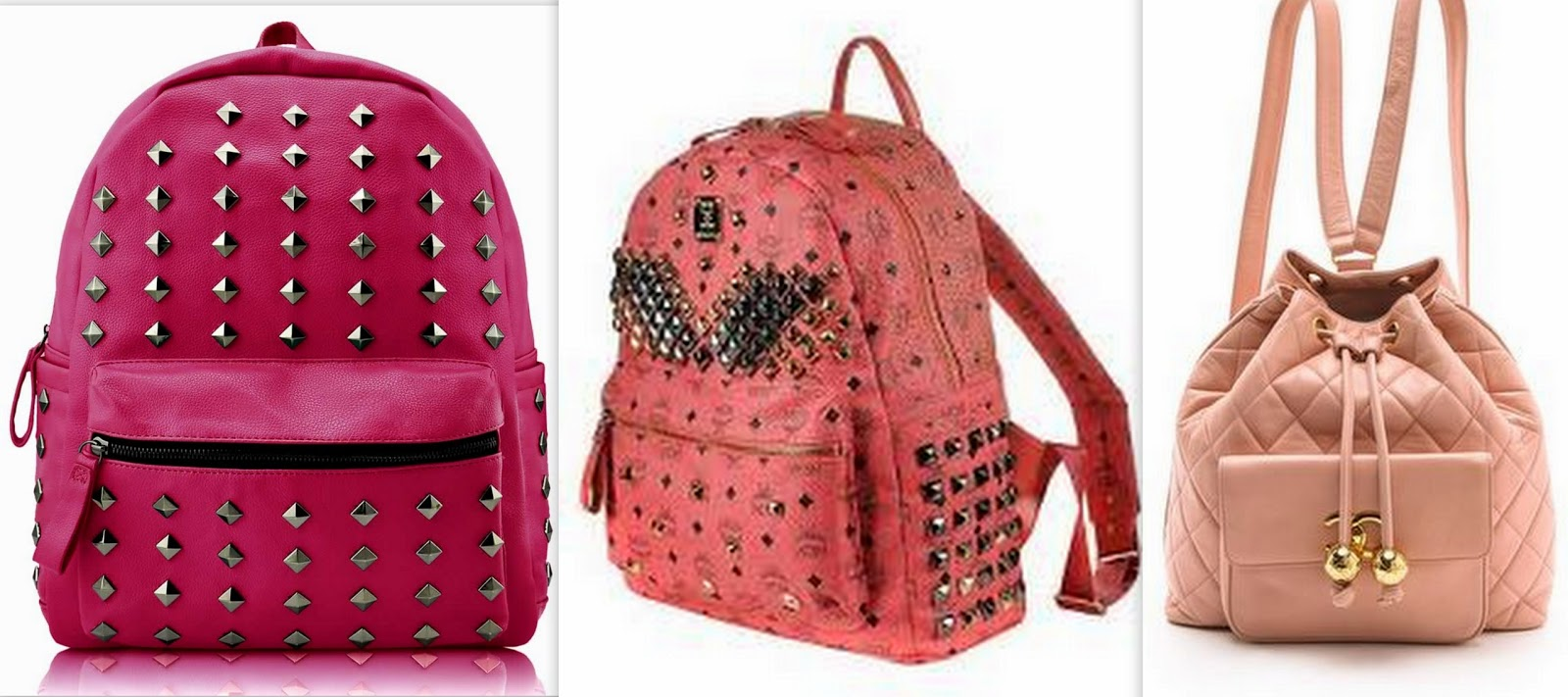 backpacks trend, animal print backpack, leopard print backpack, black and beige backpacks, designer backpacks, pink backpacks, floral backpacks, trends spring 2014