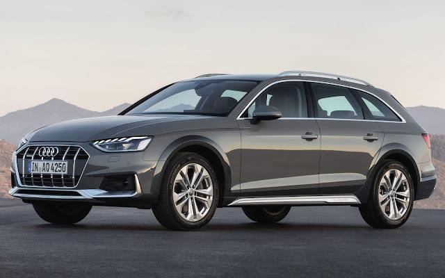 Novo Audi A4 AllRoad 2020