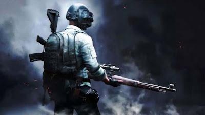 بابجى موبايل مع سلاح M24 الاسنايبر ، القناص