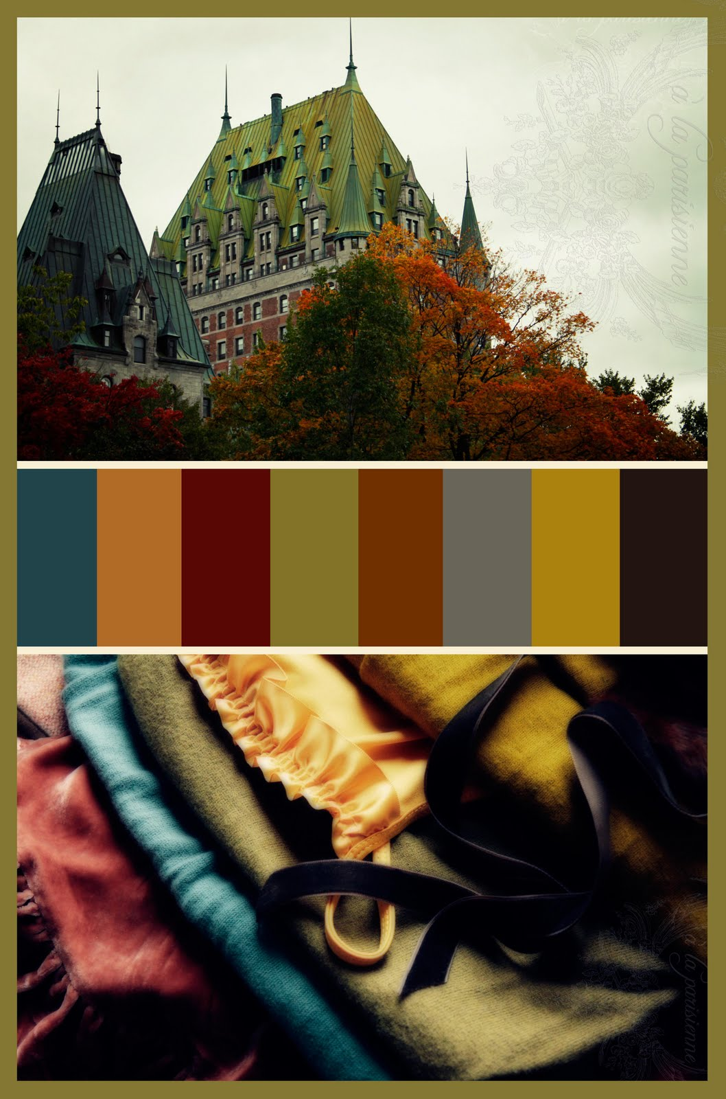 Autumn Palette: From Nature to Wardrobe