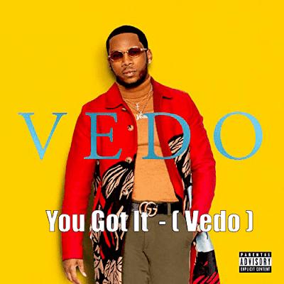 Lirik Lagu  You Got It  - ( Vedo ) & Terjemahan Lengkap Beserta Makna