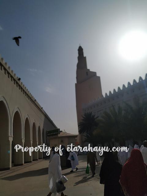 Bir Ali Tempat Miqat Madinah