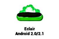 Android version 2.0/2.1 Eclair